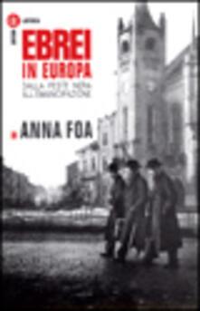 Ebrei in Europa. Dalla peste nera allemancipazione.pdf