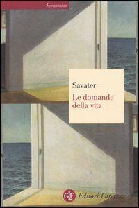 Libro Le domande della vita Fernando Savater