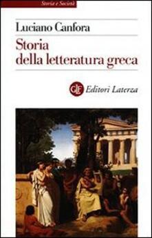 Charun.it Storia della letteratura greca Image
