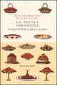 libro La tavola imbandita. Storia estetica della cucina Marchesi Gualtiero