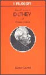 Foto Cover di Introduzione a Dilthey, Libro di Franco Bianco, edito da Laterza