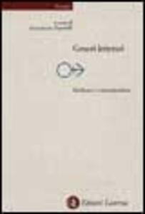 Generi letterari. Ibridismo e contaminazione