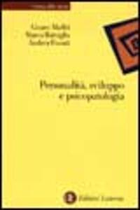 Personalità, sviluppo e psicopatologia