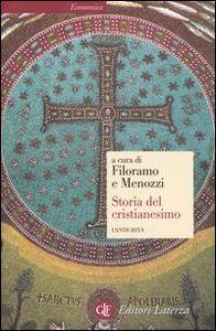 Libro Storia del cristianesimo. Vol. 1: L'antichità. Giovanni Filoramo , Edmondo Lupieri , Salvatore Pricoco