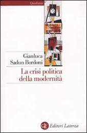 La crisi politica della modernità