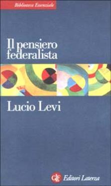 Secchiarapita.it Il pensiero federalista Image