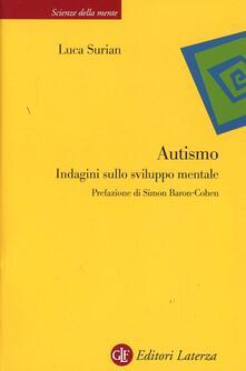 Camfeed.it Autismo. Indagini sullo sviluppo mentale Image