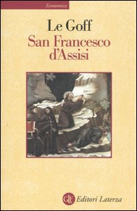 Libro San Francesco d'Assisi Jacques Le Goff