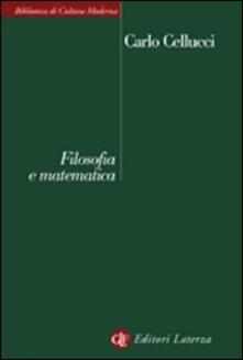 Filosofia e matematica.pdf