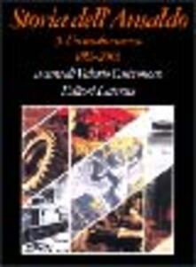 Equilibrifestival.it Storia dell'Ansaldo. Vol. 9: Un secolo e mezzo (1853-2003). Image