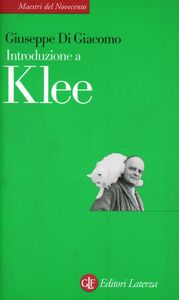 Libro Introduzione a Klee Giuseppe Di Giacomo