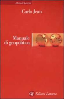 Capturtokyoedition.it Manuale di geopolitica Image