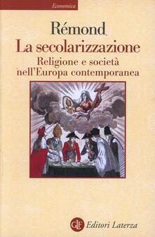 La secolarizzazione. Religione e società nellEuropa contemporanea.pdf