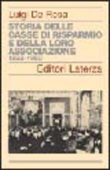 Ipabsantonioabatetrino.it Storia delle Casse di Risparmio e della loro associazione 1822-1950 Image