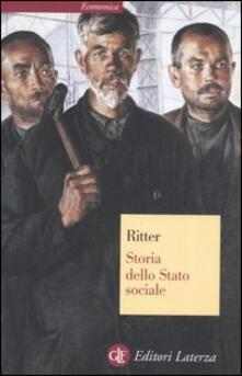 Radiospeed.it Storia dello Stato sociale Image