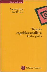 Libro Terapia cognitivo-analitica. Teoria e pratica Anthony Ryle , Ian B. Kerr
