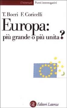 Capturtokyoedition.it Europa: più grande o più unita? Image