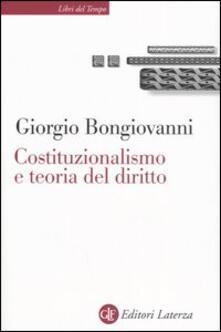 Listadelpopolo.it Costituzionalismo e teoria del diritto Image