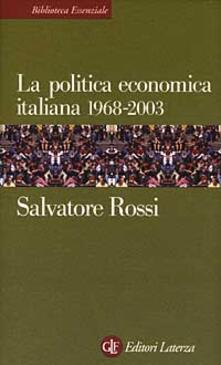 Radiospeed.it La politica economica italiana 1968-2003 Image