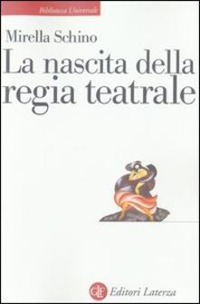 Premioquesti.it La nascita della regia teatrale Image
