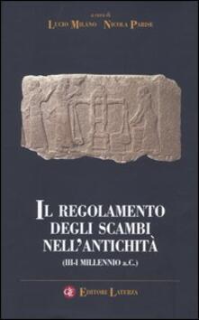 Il regolamento degli scambi nellantichità (III-I millennio a.C.).pdf