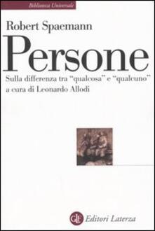 Persone. Sulla differenza tra «qualcosa» e «qualcuno».pdf