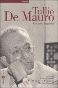 Ristorantezintonio.it Tullio De Mauro. Una storia linguistica. Atti del seminario (Roma, 25 marzo 2002) Image