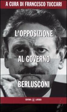 Daddyswing.es L' opposizione al governo Berlusconi Image