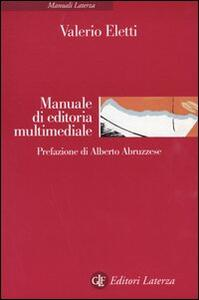 Manuale di editoria multimediale