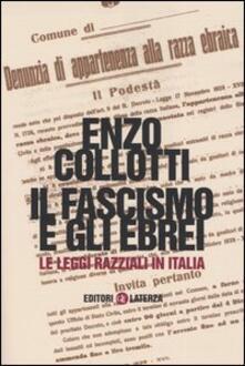 Antondemarirreguera.es Il fascismo e gli ebrei. Le leggi razziali in Italia Image