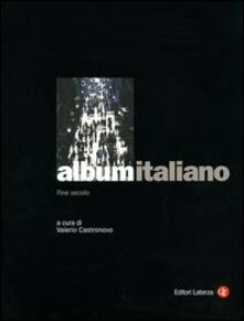Letterarioprimopiano.it Album italiano. Fine secolo Image