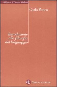 Camfeed.it Introduzione alla filosofia del linguaggio Image