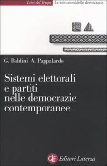 Listadelpopolo.it Sistemi elettorali e partiti nelle democrazie contemporanee Image