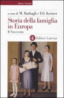 Capturtokyoedition.it Storia della famiglia in Europa. Vol. 3: Il Novecento. Image