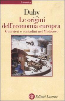 Vitalitart.it Le origini dell'economia europea. Guerrieri e contadini nel Medioevo Image