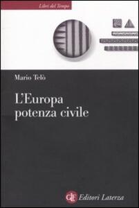 L' Europa potenza civile