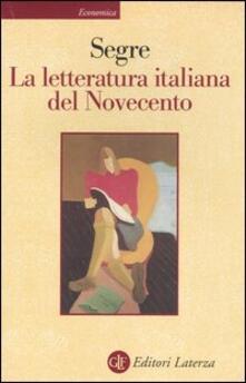 Warholgenova.it La letteratura italiana del Novecento Image