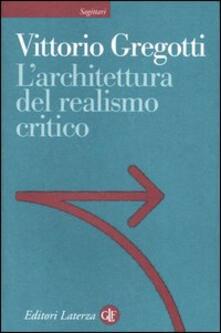 Ristorantezintonio.it L' architettura del realismo critico Image