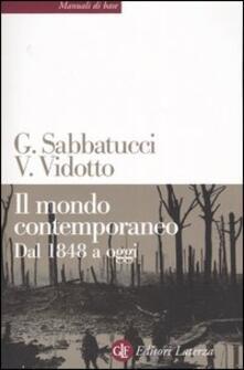 Rallydeicolliscaligeri.it Il mondo contemporaneo. Dal 1848 a oggi Image