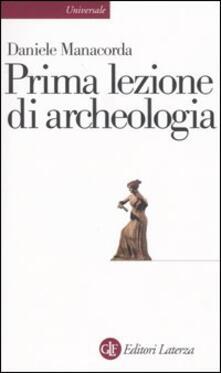 Amatigota.it Prima lezione di archeologia Image
