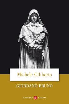 Giordano Bruno - Michele Ciliberto - copertina