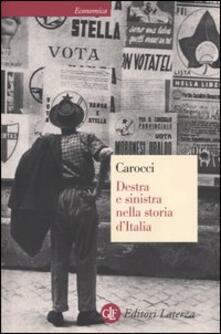 Tegliowinterrun.it Destra e sinistra nella storia d'Italia Image