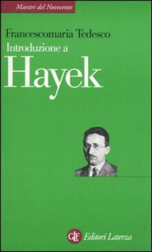 Capturtokyoedition.it Introduzione a Hayek Image