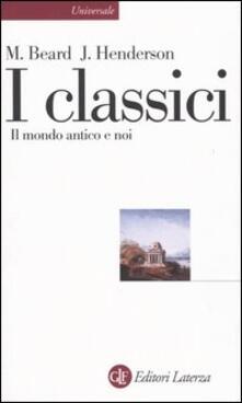 Antondemarirreguera.es I classici. Il mondo antico e noi Image