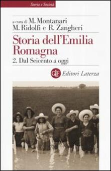 Nordestcaffeisola.it Storia dell'Emilia Romagna. Vol. 2: Dal Seicento a oggi. Image