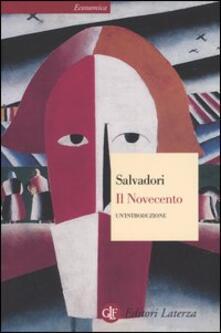 Il Novecento. Un'introduzione - Massimo L. Salvadori - copertina