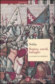 Winniearcher.com Rapine, assedi, battaglie. La guerra nel Medioevo Image