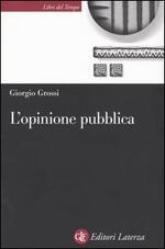 L' opinione pubblica. Teoria del campo demoscopico