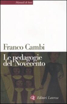 Osteriacasadimare.it Le pedagogie del Novecento Image