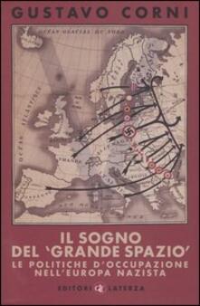 Listadelpopolo.it Il sogno del «grande spazio». Le politiche d'occupazione nell'Europa nazista Image
